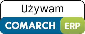 Używamy Comarch ERP Optima